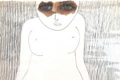 Les yeux de Liz Taylor-michel-lablais
