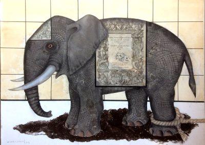 L'éléphant - 2016